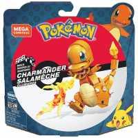 Pokemon Mega Construx Pokemon Charmander  Трофеи