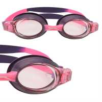 Slazenger Edge Goggle Junior Pink Детски бански и бикини