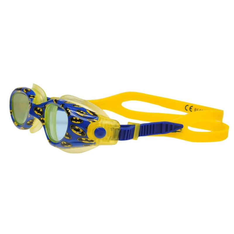 81bdb723ecd Zoggs Плувни Очила За Деца Superhero Swimming Goggles Juniors Batman Плувни  очила и шапки