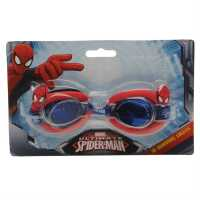 Character 3D Childrens Swimming Goggles Spiderman Плувни очила и шапки