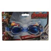 Character 3D Childrens Swimming Goggles Avengers Плувни очила и шапки
