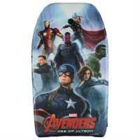 Character Body Board Childrens Avengers Помощни средства за плуване