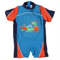 Zoggs Junior Floatsuit Blue Воден спорт