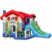 Happy Hop Hop Big House 9 In 1 Happy Bounce House Multi Подаръци и играчки