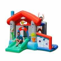 Happy Hop Hop Bouncy House With Ballpit  Подаръци и играчки