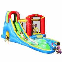 Happy Hop Splash Wave 20Ft Fun Zone Multi Подаръци и играчки
