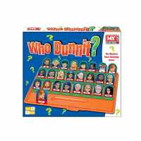 M.y M.y Who Dunnit? Game  Подаръци и играчки