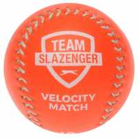 Slazenger Velocity Match Rounders Ball Orange Подаръци и играчки