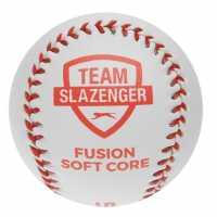 Slazenger Fusion Soft Core Rounders Ball White Подаръци и играчки