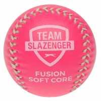 Slazenger Fusion Soft Core Rounders Ball Pink Подаръци и играчки