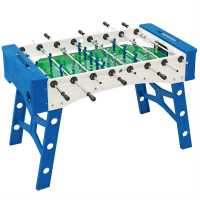 Mightymast Маса За Футбол С Джаги Sky Outdoor Table Football Blue Подаръци и играчки