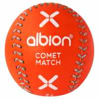 Albion Comet Match Rounders Ball Orange Подаръци и играчки