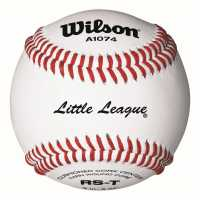 Wilson Ll Baseball Jn92 White Бейзбол