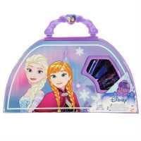 Character Детски Куфар Art Carry Case Unisex Childrens Frozen Подаръци и играчки