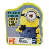 Character Детски Куфар Art Case Minions Подаръци и играчки