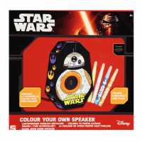 Character Colour Your Own Speaker Star Wars Подаръци и играчки