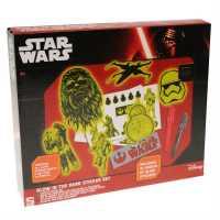 Star Wars Светещи Стикери Glow In The Dark Sticker Set Star Wars Подаръци и играчки
