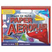 North Parade Learn How To Make Paper Aeroplanes Set  Подаръци и играчки