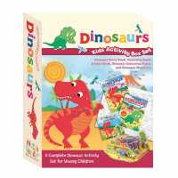 North Parade Kids Activity Box Set Dinosaur Подаръци и играчки