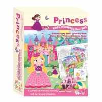 North Parade Kids Activity Box Set Princess Подаръци и играчки