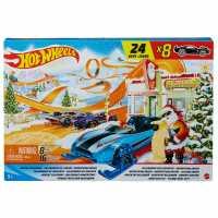 Hot Wheels Wheels Advent Cal 24  Подаръци и играчки
