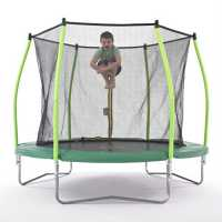 Tp Toys Zoomee Trampoline Green Подаръци и играчки