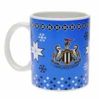 Toy Shop Christmas Mug 84 Newcastle Футболни аксесоари