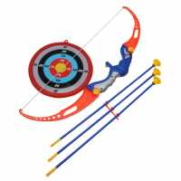 Donnay Childs Bow Arrow Set Blue/Red/Yel Подаръци и играчки