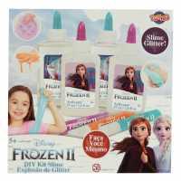 Character Frozen 2 Diy Glitter Slime Kit  Подаръци и играчки