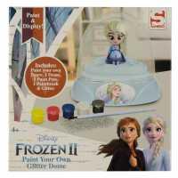Character Disney Frozen Ii Paint Your Own Glitter Dome  Подаръци и играчки
