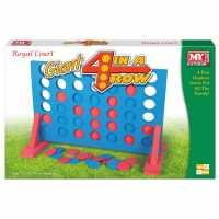 Игра Четри На Ред M.y Giant 4 In A Row Game  Подаръци и играчки