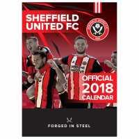 Team Calendar Sheffield Utd Подаръци и играчки