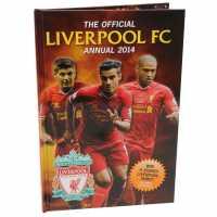 Team Annual 2018 Liverpool Подаръци и играчки