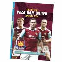 Team Annual 2018 West Ham Подаръци и играчки