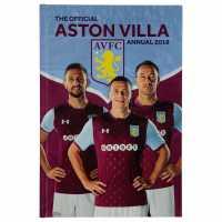 Team Annual 2018 Aston Villa Подаръци и играчки