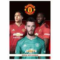 Grange Fb Calendar2019 84 Man Utd Подаръци и играчки