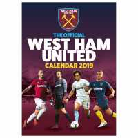 Grange Fb Calendar2019 84 West Ham Подаръци и играчки