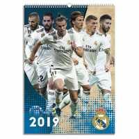 Grange Fb Calendar2019 84 Real Madrid Подаръци и играчки