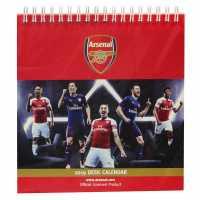 Grange Football Desk Calendar 2019 Arsenal Подаръци и играчки