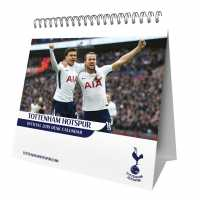 Grange Football Desk Calendar 2019 Spurs Подаръци и играчки