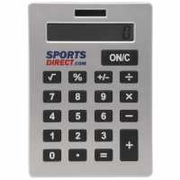 Sportsdirect Giant Calculator Silver Сувенири