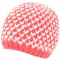 Spyder Multi Berry Hat Ladies Bryte Pink Whit Шапки с козирка