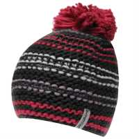 Extremities Verigo Ladies Beanie Pink Stripe Шапки с козирка
