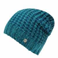 Spyder Beehive Hat Ladies Lyons Blue/Balt Шапки с козирка