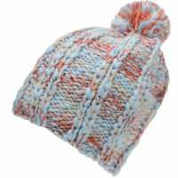 Oneill Lyle Beanie Ladies Azure Blue Шапки с козирка