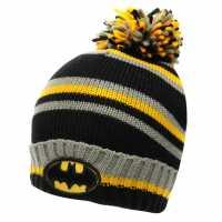Character Мъжка Шапка Wool Hat Mens Batman Шапки с козирка