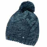 Roxy Star Beanie Hat Ladies Sky Шапки с козирка