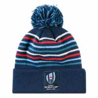 Canterbury Rugby World Cup 2019 Bobble Hat Navy Шапки с козирка