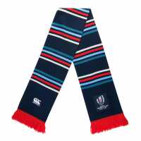 Canterbury Rugby World Cup 2019 Scarf Navy Ръкавици шапки и шалове