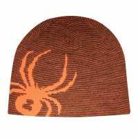 Spyder Reversibl Hat Jn01 Bryte Orange Шапки с козирка
